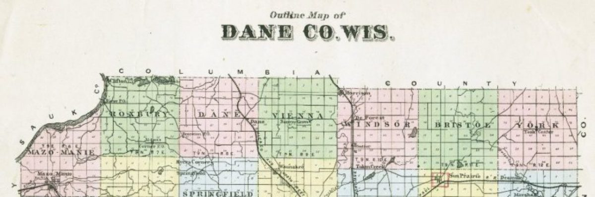 Research and Resources | Dane County Historical Society on